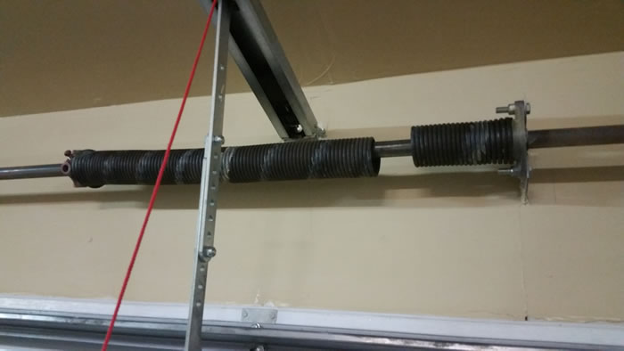 Garage Door Spring Replacement and Repair