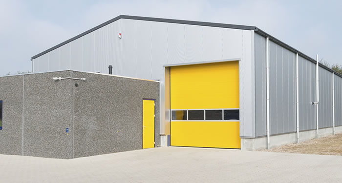 Commercial Door Services in Calgary Alberta