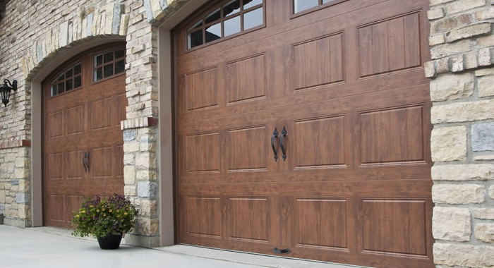 Designer Style Garage Door Systems.