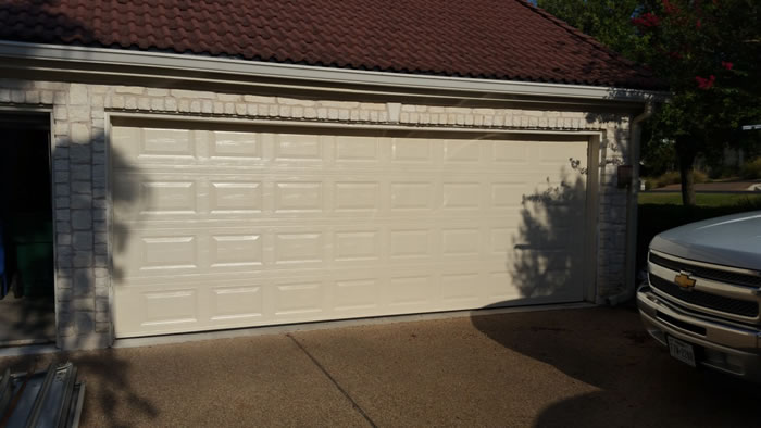Traditional Garage Door Installations